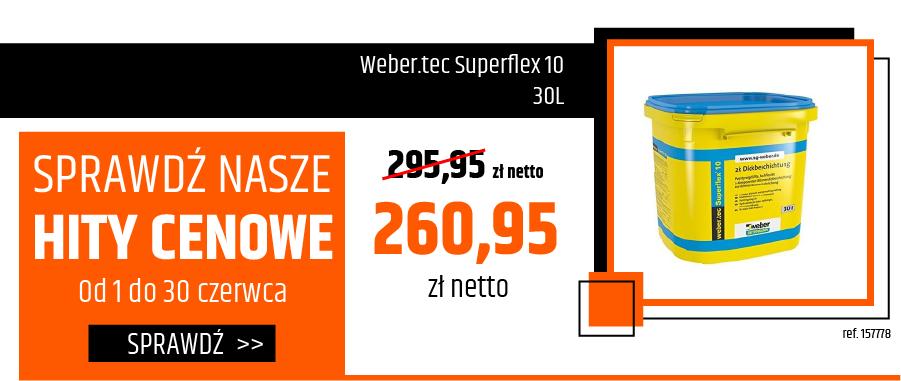 Weber.tec Superflex 10 30L