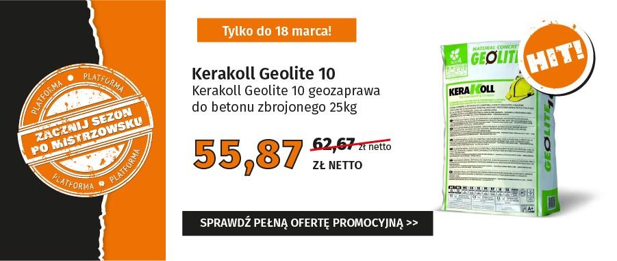 Start Sezonu - Kerakoll Geolite 10