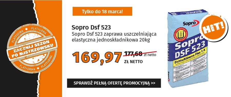 Start Sezonu - Sopro DSF 523
