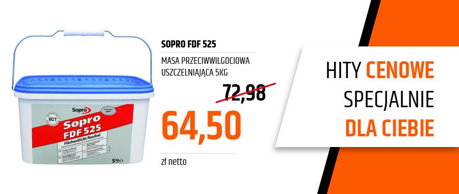 Sopro FDF 525