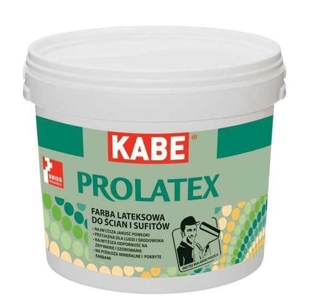 FARBA LATEKS. PROLATEX MAT /A 10L KAB