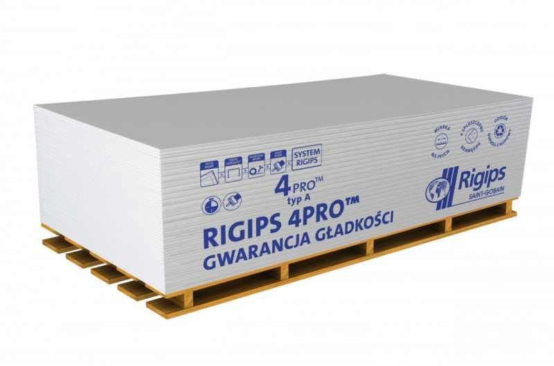 PŁYTA GKB 4PRO typ A 12,5x1200x2000 RIG