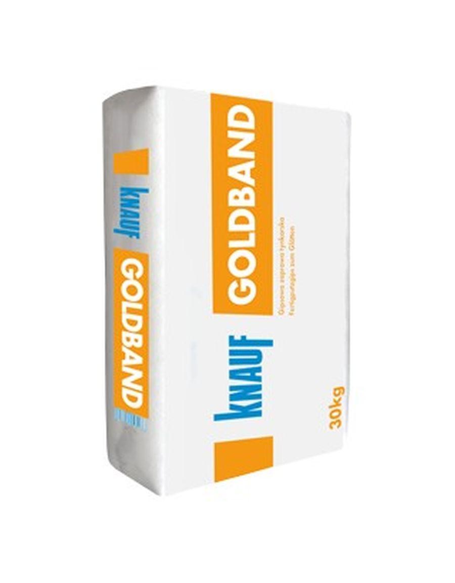 Knauf Goldband tynk gipsowy ręczny 30kg