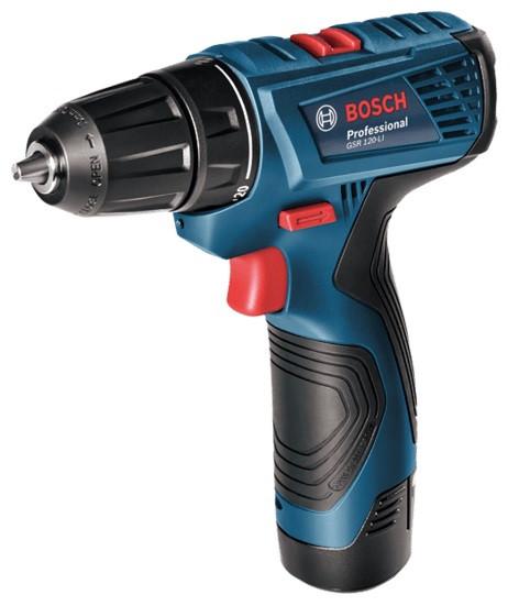 Wiertarko-wkrętarka akumulatorowa GSR 120-Li Bosch Professional