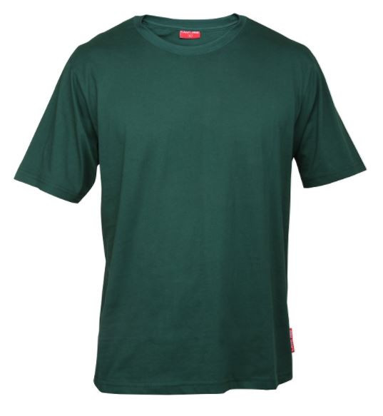 KOSZULKA T-SHIRT L zielony PRO