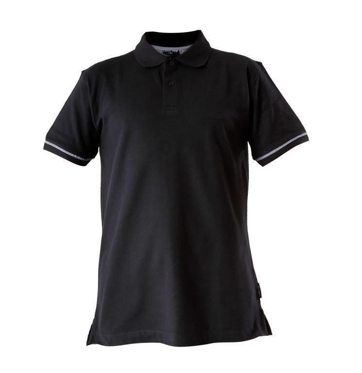KOSZULKA POLO XL czarny PRO
