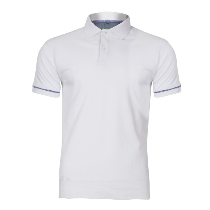 Koszulka polo L biała