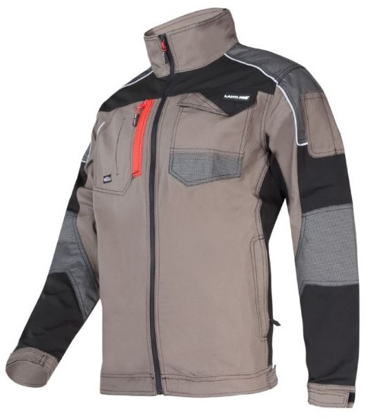Bluza ze wstawkami XL khaki-czarna LahtiPro
