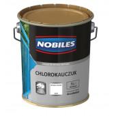 Nobiles Chlorokauczuk emalia biała 5l