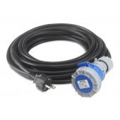 Kabel zasilający z wtyczką 230V