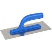 Paca nierdzewna 130x270mm z zębami 4x4mm