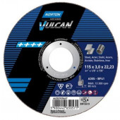 Tarcza T41 125x2,5x22,23mm do metalu Vulcan