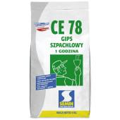 GIPS SZPACHLOWY CE78 5kg SEM
