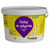 Weber.tec 822 płynna folia uszczelaniająca 24kg