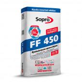 KLEJ DO PŁYTEK FF450 szary 25kg SOP