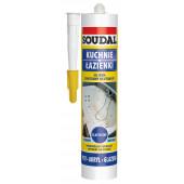 Silikon neutralny sanitarny biały 280ml