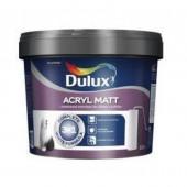 Dulux Acryl Matt farba akrylowa biała 10l