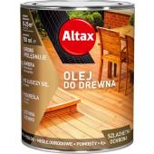 Altax olej do drewna 0,75l dąb