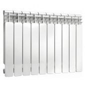 Grzejnik żeberkowy aluminiowy 10 elementowy Iryd 1870W