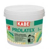 Prolatex farba lateksowa 5l biały półmat