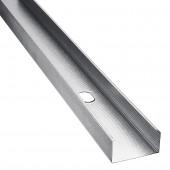 Profil ścienny pionowy C100 dł.3m