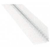 Narożnik aluminiowy z siatką 25x25 długoć 3m