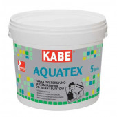 Aquatex farba dyspersyjno-krzemianowa 2,5l biała
