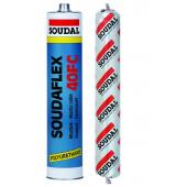 Soudalflex 40FC uszczelniacz 600ml szary beton