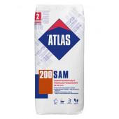 Atlas Sam 200 samopoziomujący podkład podłogowy 25kg