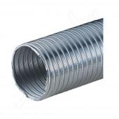 Flex rura aluminiowa 125mm 1-3m