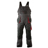 Spodnie na szelkach M (50)