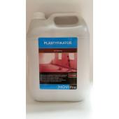 Novipro plastyfikator do betonu 5l