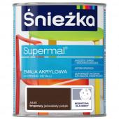 EMALIA AKRYLOWA 0,8L brąz BEC