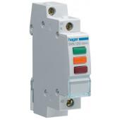 Lampka sygnalizacyjna LED 3-KR czer/ziel/pom