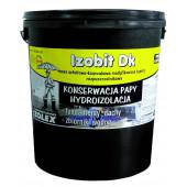 Izolex Izobit Dk masa kauczukowo-asfaltowa 19kg