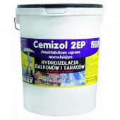 Izolex Cemizol 2Ep elastyczna zaprawa do hydroizolacji 20kg