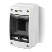 Rozdzielnica Galant Box 1/3 moduły PE+N IP65 biała