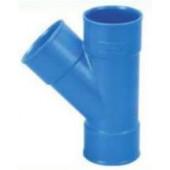 Trójnik PVC 45° Ż/Ż 50mm