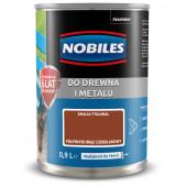 EMALIA FTALONAL 0,9L czekoladowy brąz AKN