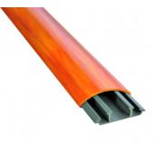 Kanał kablowy LPO 15x50mm 2m jasne drewno 3-komorowy