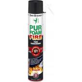 PIANA WĘŻYK. PURFOAM FIRE OGNIOOCHR.750ML BOS