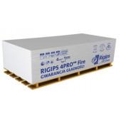 Płyta gipsowo-kartonowa Rigips 4Pro Fire Typ F 1200x2000x12,5