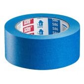 Taśma papierowa 586 25mmx33m niebieska