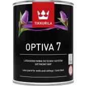 Optiva Satin Matt (7) baza A 0,9l farba akrylowa