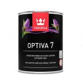 Optiva Satin Matt 7 baza C 0,9l farba akrylowa
