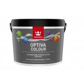 Farba lateksowa Optiva Colour baza C 9l