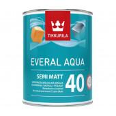 EMALIA AKR. EVERAL AQUA SEMI MATT /A 0,9L TIK