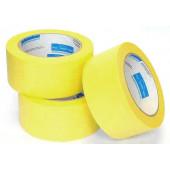 Taśmy papierowe 48mmx50m żółte 3szt.