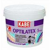 Optilatex farba lateksowa 5l biała
