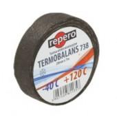 Taśma Termobalans Repero 738 20mm 7m szary
